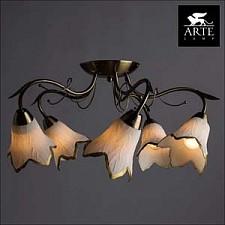 Потолочная люстра Arte Lamp A6066PL-5AB Barbara