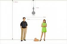 Подвесной светильник RegenBogen LIFE 657010101 Крайс 1
