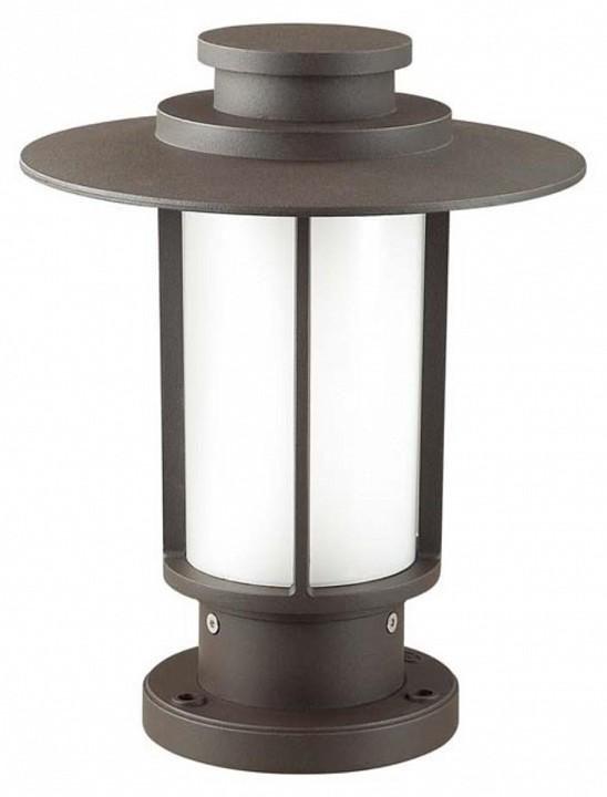 Наземный низкий светильник Odeon Light Mito 4047/1B odeon light 4047 1w odl18 709 матовое кофе опал уличный настенный светильник ip54 e27 18w 220v mito
