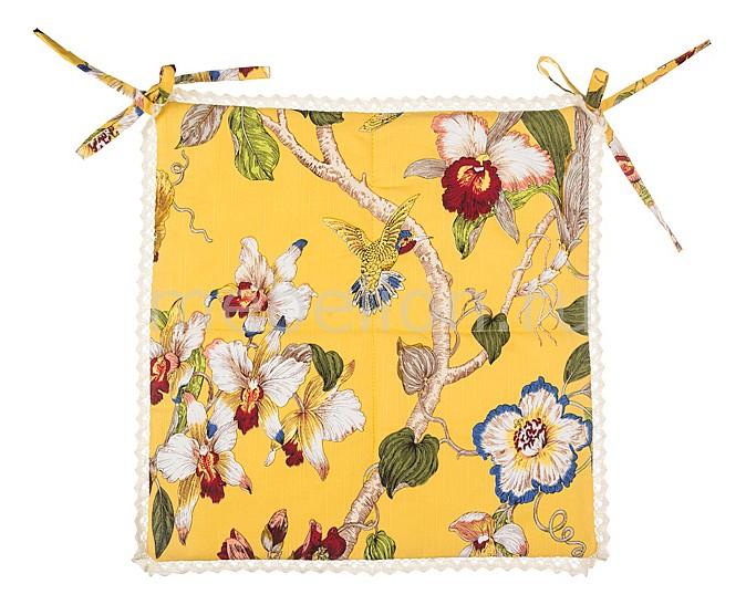 Подушка на стул АРТИ-М Парадиз полотенце для кухни арти м джинсовое сердце