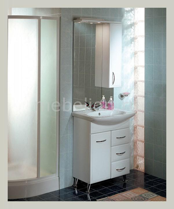 Гарнитур для ванной Акватон Марсия 67 белый