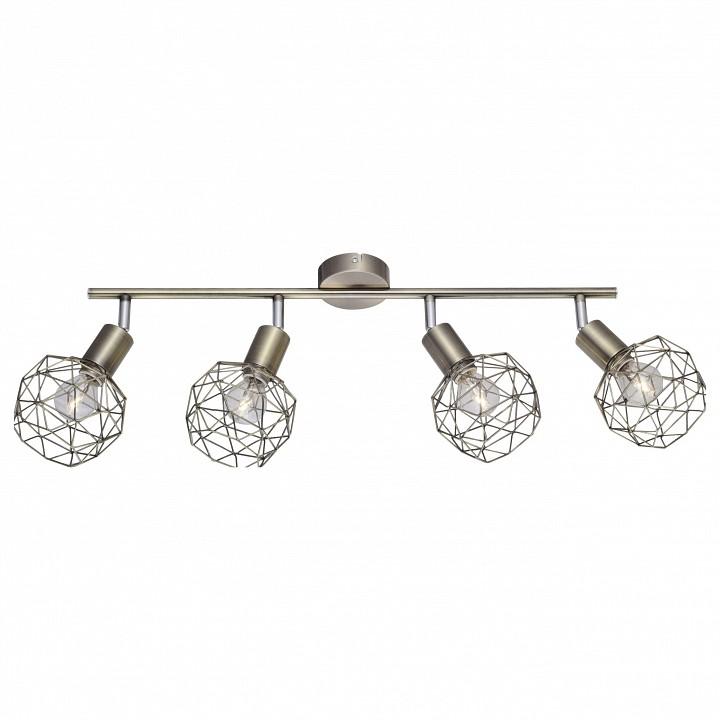 Спот Arte Lamp Sospiro A6141PL-4AB