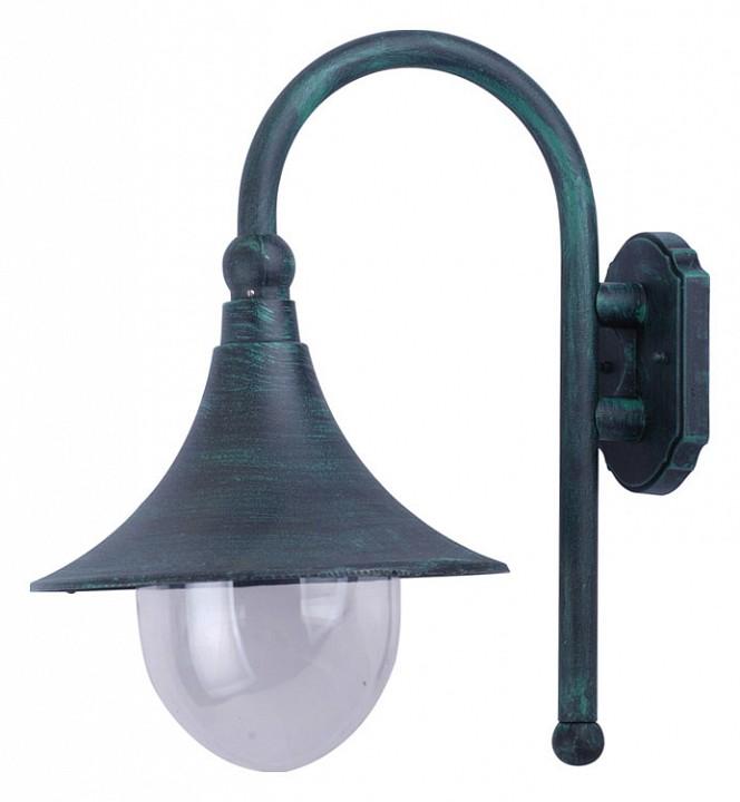 Светильник на штанге Arte Lamp Malaga A1082AL-1BG arte lamp декоративная bouquet a3165lt 1bg