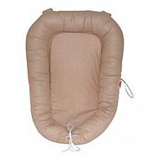 Подушка для новорожденных Relax-son (30х60 см) Кофе с молоком