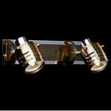 Спот Eurosvet 23463/2 хром/античная бронза 23463