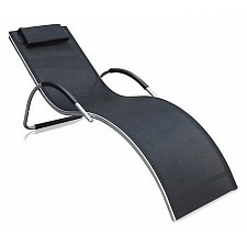 Лежак Грация MC-3039 черный