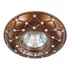Встраиваемый светильник Novotech 370128 Pattern