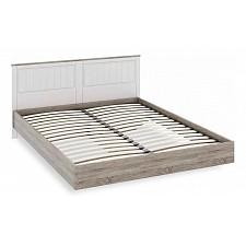 Кровать двуспальная Мебель Трия Прованс СМ-223.01.001