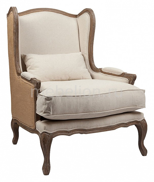 Кресло DG-Home Lorraine Chair with Burlap DG-F-ACH482 free shipping computer chair net cloth chair swivel chair home office