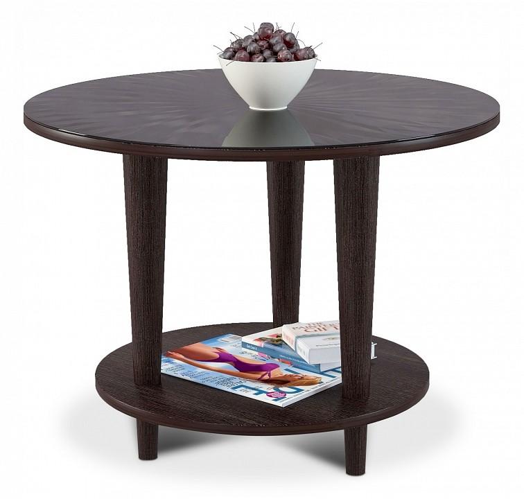 Стол журнальный Мебелик BeautyStyle 10 стол журнальный мебелик сакура 3 эко кожа венге