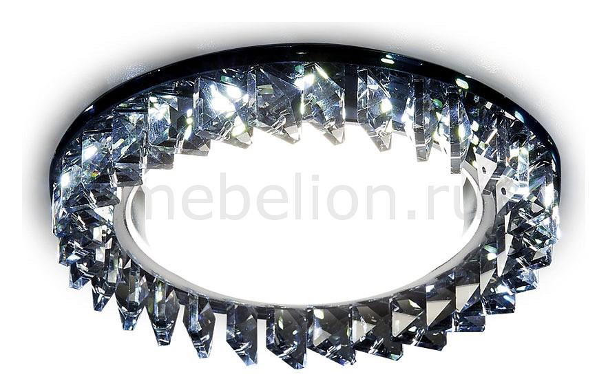 Встраиваемый светильник Ambrella GX53 G255 G255 BK