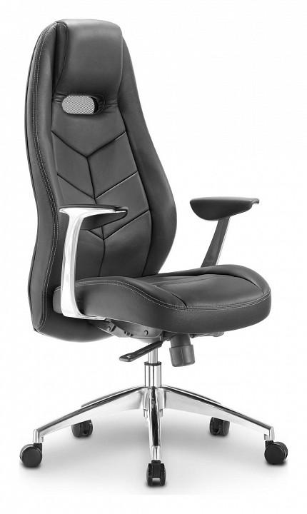 Кресло для руководителя Бюрократ Zen/Black