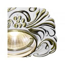 Встраиваемый светильник Arte Lamp A5285PL-1WG Occhio
