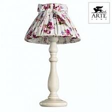 Настольная лампа Arte Lamp A7020LT-1WH Bambina