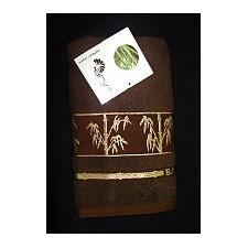 Набор полотенец для ванной Bonita Fakili темно-коричневый AR_E1004606_3