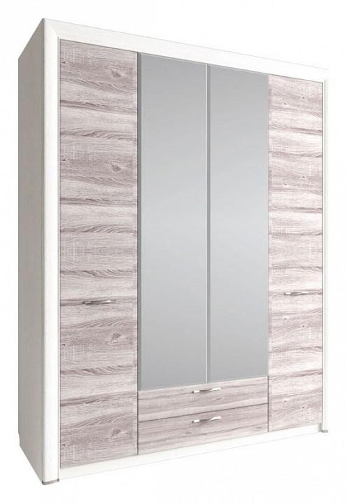 Шкаф платяной Анрекс Olivia 4D2S цена и фото