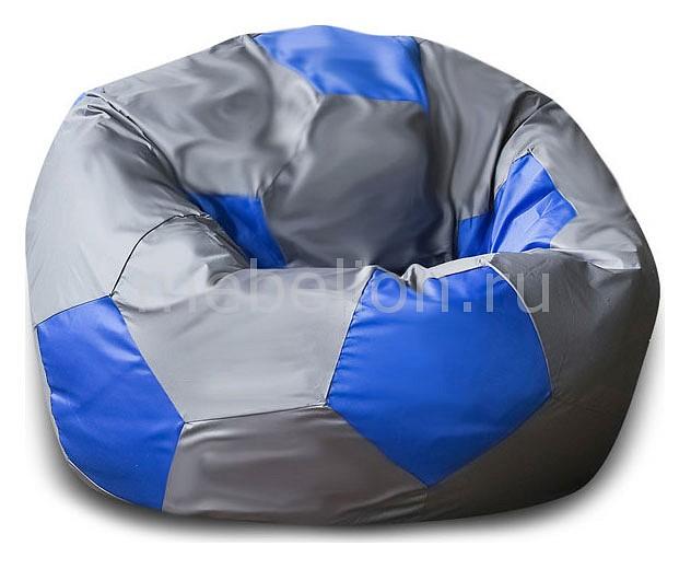 Кресло-мешок Dreambag Мяч Серо-Синий (Оксфорд) кресло мешок dreambag мяч баскетбольный