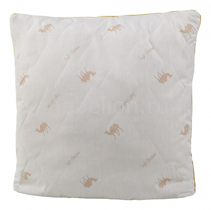 Подушка (50х70 см) Верблюжья шерсть