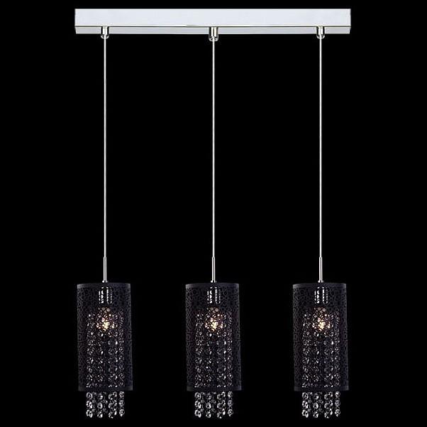 Купить Подвесной светильник 1180/3 хром, Eurosvet, Китай
