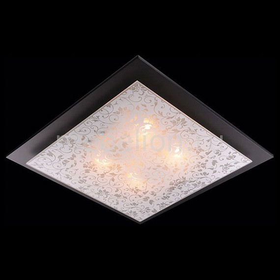 Накладной светильник 2761/4 темный