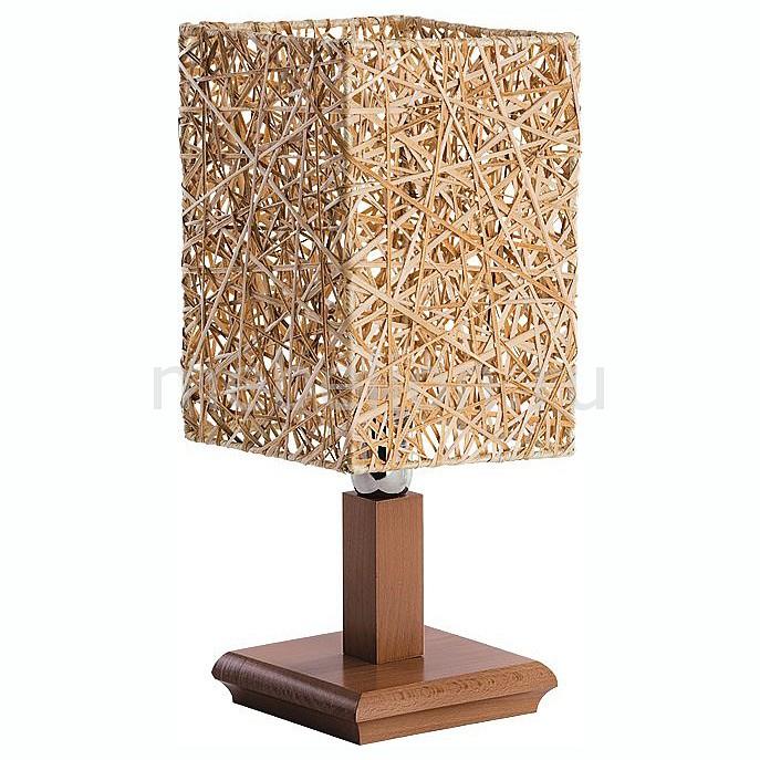 Настольная лампа декоративная Alfa Abaka Bez 16618