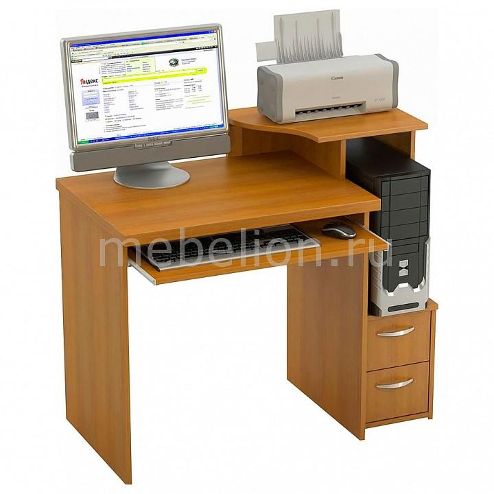 Стол компьютерный Колибри КС-10 вишня оксфорд mebelion.ru 3045.000