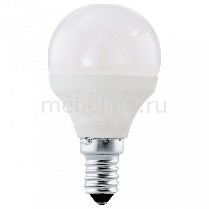 Лампа светодиодная [поставляется по 10 штук] Eglo Лампа светодиодная Led лампы E27 4000K 220-240В 4Вт 10759 [поставляется по 10 штук]