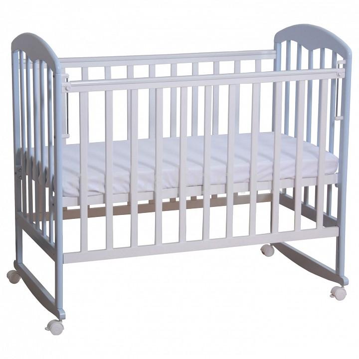 Кроватка Фея 323  купить металлическую тумбочку