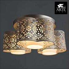 Потолочная люстра Arte Lamp A8348PL-3WH Helen