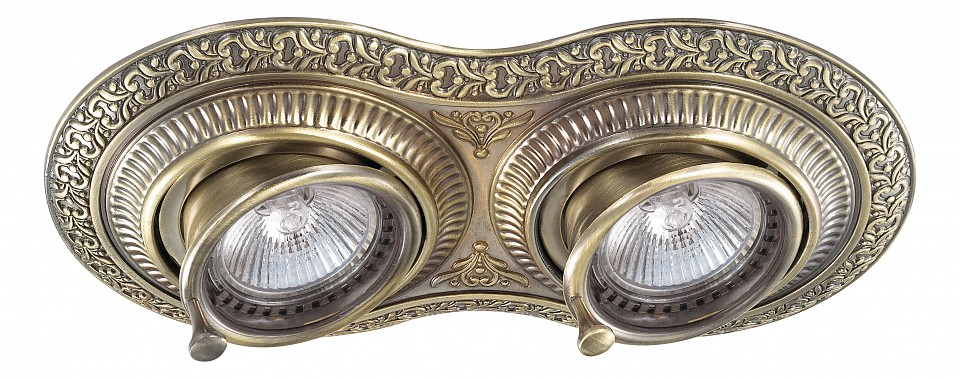 Встраиваемый светильник Novotech 370012 Vintage