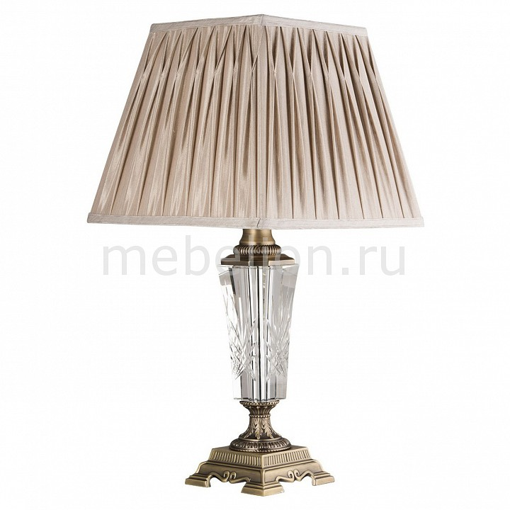 Настольная лампа Chiaro 619030301 Оделия