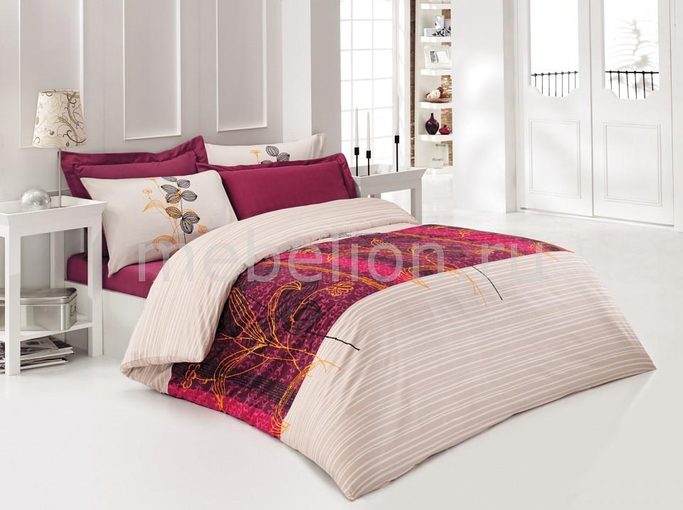 Комплект полутораспальный Тет-а-Тет Кармин цена