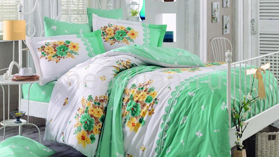 Комплект евростандарт HOBBY Home Collection ALVIS комплект белья hobby home collection alvis 1 5 спальный наволочки 50x70 70x70 цвет персиковый