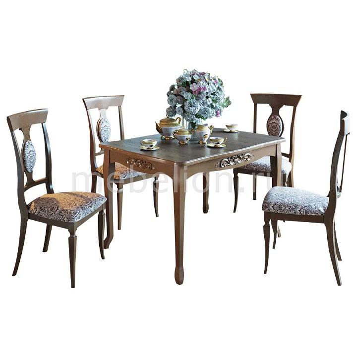 где купить Набор обеденный Мебель Трия Бристоль Т1, Денвер Т1 по лучшей цене