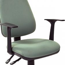Кресло компьютерное Chairman 661 зеленый/черный