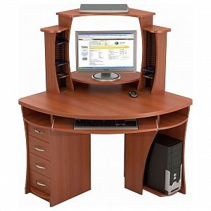 Компьютерный стол черный  сходненская