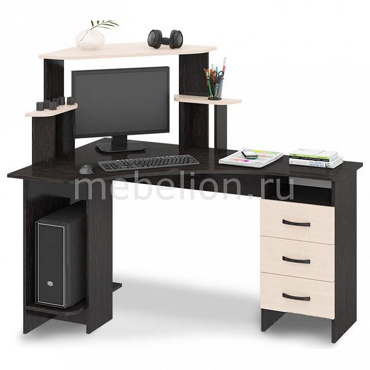 Стол компьютерный Мебель Трия Бумеранг-3Н(М)