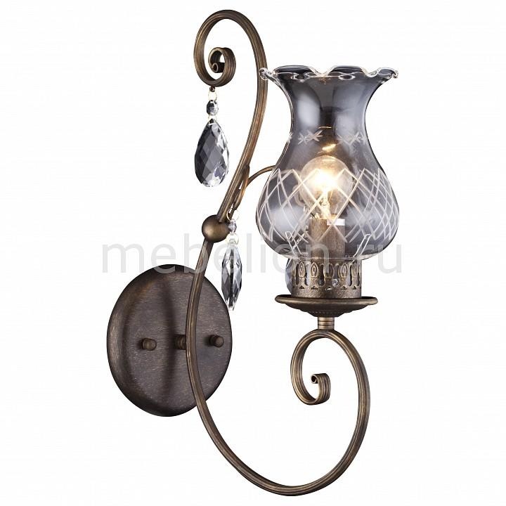 Бра Arte Lamp Palermo A2053AP-1BR бра arte lamp palermo a2053ap 1br