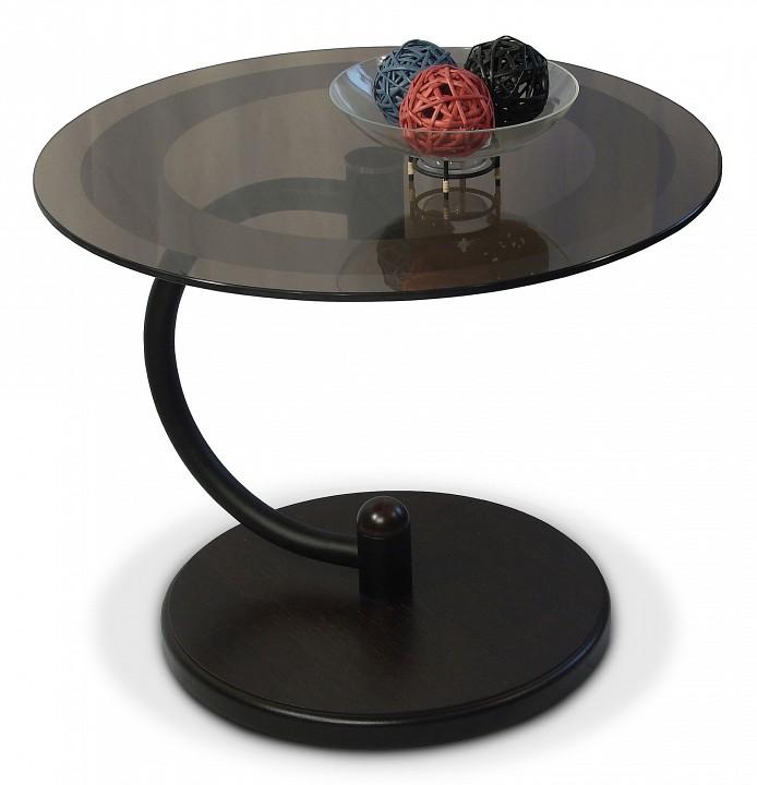 Стол журнальный Мебелик Дуэт 13Н стол журнальный мебелик сакура 3 эко кожа венге