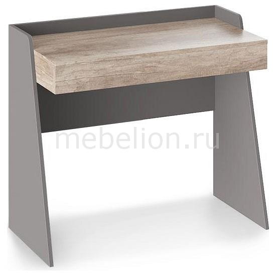 Стол письменный Мебель Трия Персей canghpgin светлый серый цвет номер м