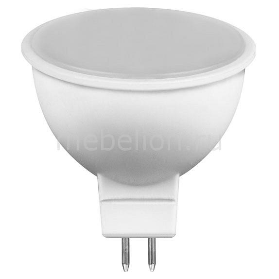 Лампа светодиодная [поставляется по 10 штук] Feron Лампа светодиодная LB-24 GU5.3 220В 5Вт 2700 K 25127 [поставляется по 10 штук] feron 25127