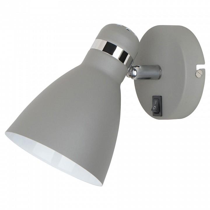 Бра Arte Lamp Mercoled A5049AP-1GY светильник спот arte lamp mercoled a5049ap 1gy