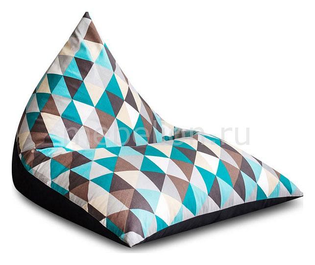 Кресло-мешок Dreambag Кресло Пирамида Изумруд кресло мешок dreambag зайчик бирюзовый