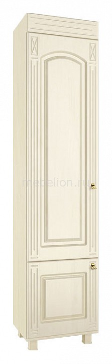 Шкаф для белья Компасс-мебель Элизабет ЭМ-4.1 шкаф витрина компасс мебель элизабет эм 4