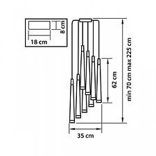 Подвесной светильник Lightstar 807083 Punto