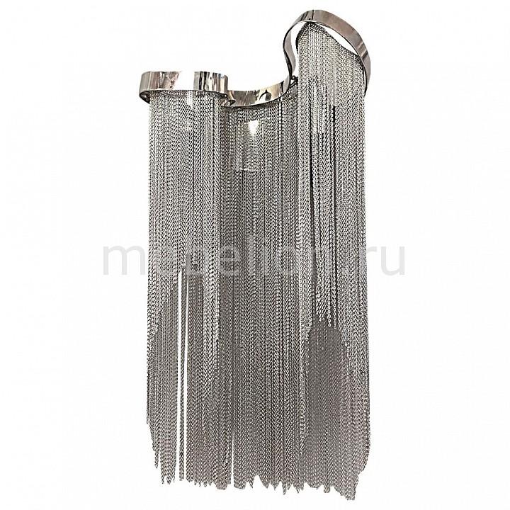 Бра DeLight Collection Stream KM011W-2 aluminum
