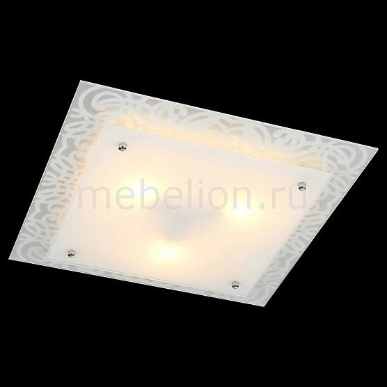 Купить Накладной светильник Каролина 40068/3 хром, Eurosvet, Китай