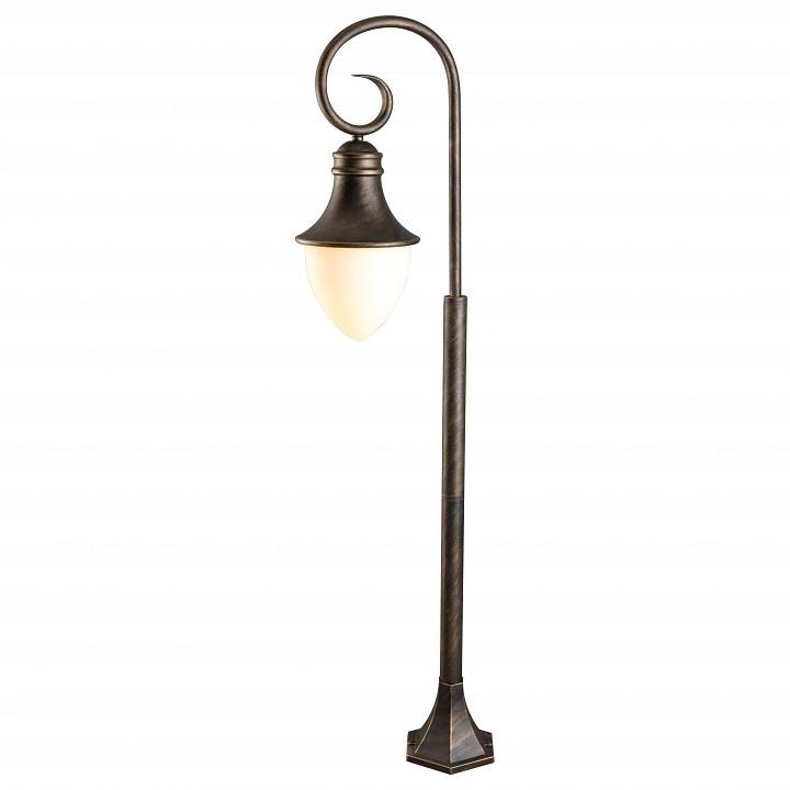 Наземный высокий светильник Vienna A1317PA-1BN Arte Lamp Артикул - AR_A1317PA-1BN, Бренд - Arte Lamp (Италия), Серия - Vienna, Высота, мм - 1200, Диаметр, мм - 280, Размер упаковки, мм - 400x195x195, Тип крышек, ручек, элементов - E27, Размер упаковки, мм - 400x195x195