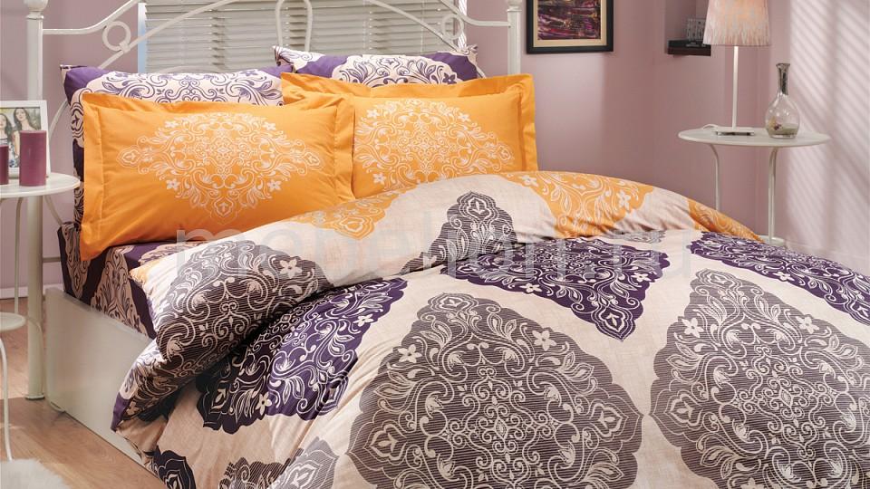 Комплект семейный HOBBY Home Collection AMANDA комплект постельного белья hobby home collection семейный поплин amanda фиолетовый 1501000038
