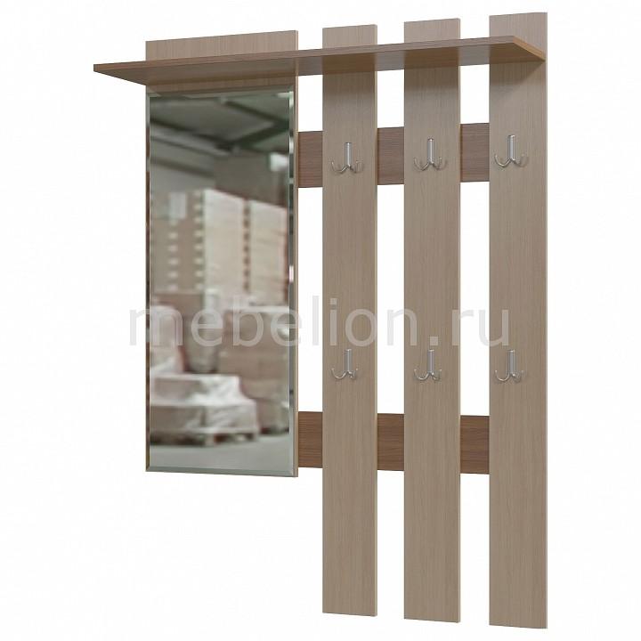 Вешалка настенная Лира 2-3814  кровать чердак с диваном купить в спб